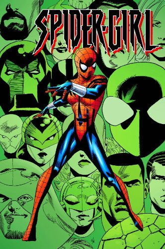 Spider-Girl Vol. 6: Too Many Spiders!  Cover