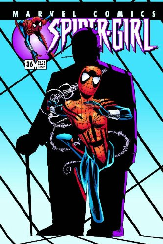 Spider-Girl Vol. 7: Betrayed  Cover