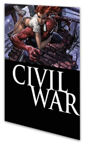 Civil War: Peter Parker, Spider-Man Cover