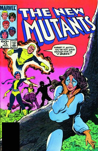 New Mutants Classic Vol. 2 Cover