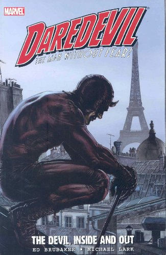 Daredevil: The Devil Inside And Out Vol. 2 Cover