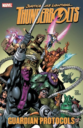 Thunderbolts: Guardian Protocols Cover