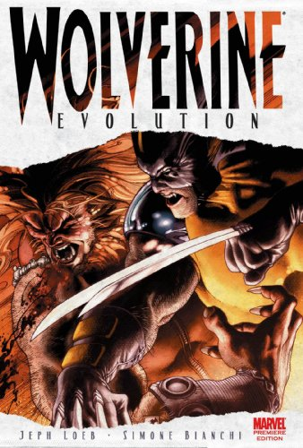 Wolverine: Evolution Cover