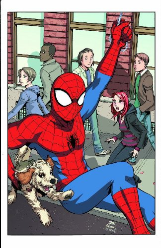 Spider-Man Loves Mary Jane Vol. 2: The New Girl  Cover