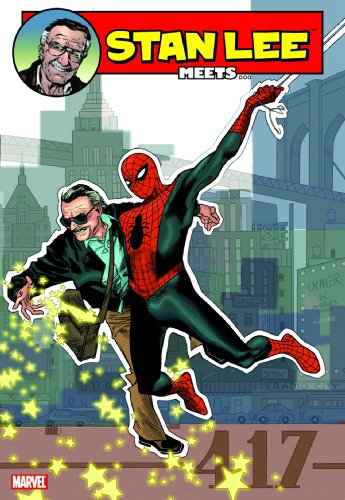 Stan Lee Meets... Cover