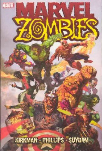 Marvel Zombies Cover