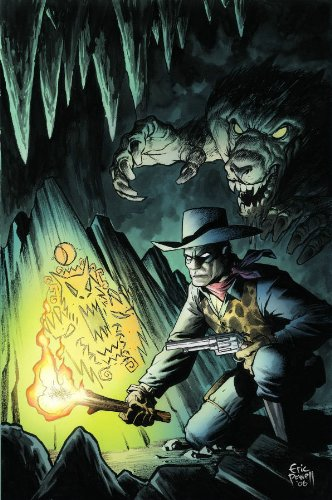 Marvel Westerns Cover