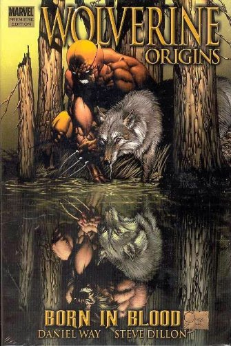 Wolverine Origins Vol. 1: Born In Blood Cover