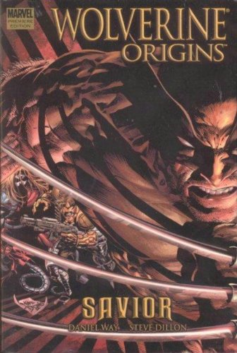 Wolverine Origins Vol. 2: Savior Cover
