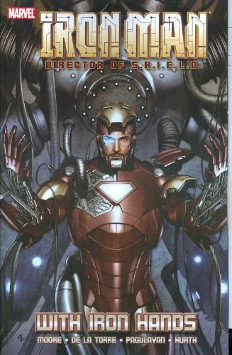 Iron Man: With Iron Hands Cover