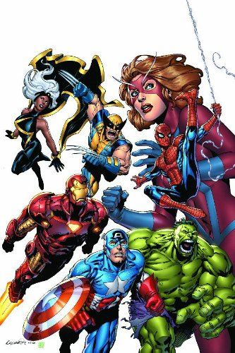 Marvel Adventures: Avengers Vol. 1: Heroes Assembled Cover