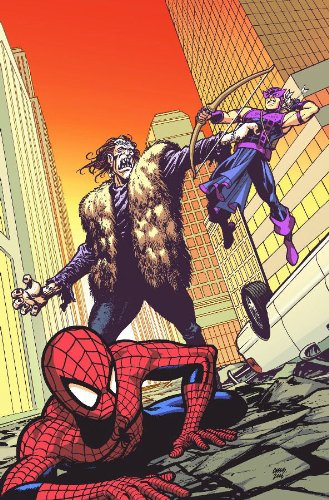 Marvel Adventures Spider-Man Vol. 5: Monsters on The Prowl Cover