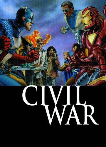 Civil War: Front Line Vol. 1 Cover