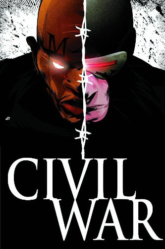 Civil War: X-Men Cover