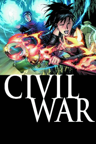 Civil War: Young Avengers / Runaways Cover