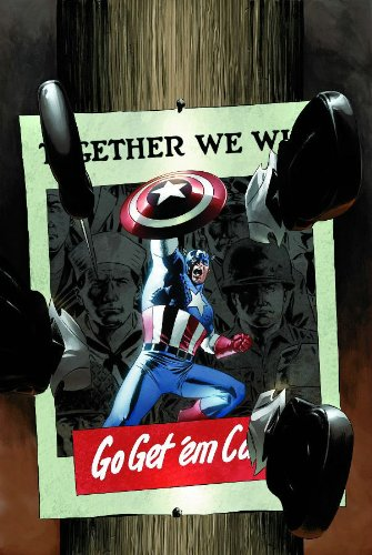 Captain America: Red Menace Vol. 1 Cover
