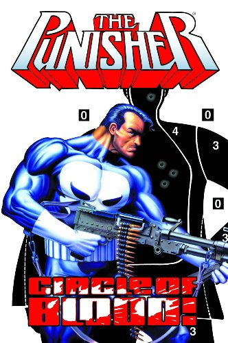 Punisher: Circle Of Blood Cover