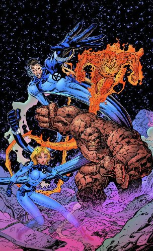 Heroes Reborn: Fantastic Four Cover