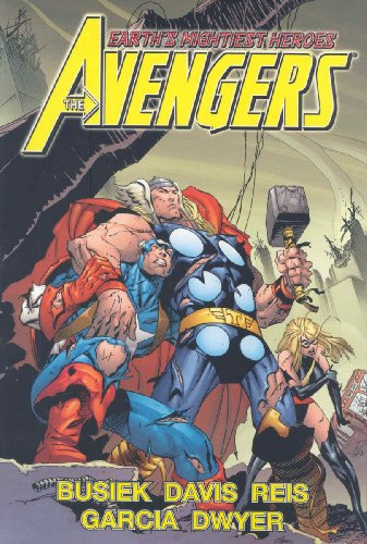 Avengers Assemble Vol. 5 Cover