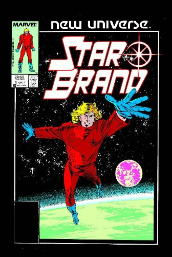 Starbrand Classic Vol. 1 Cover