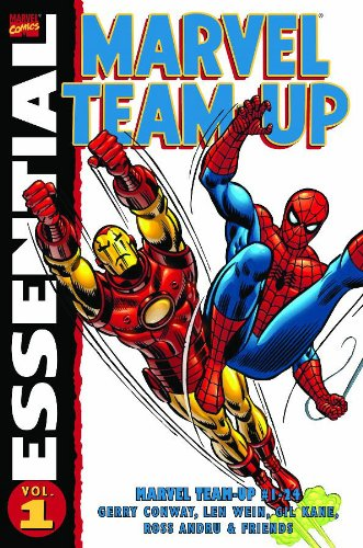 Essential Marvel Team-Up Vol. 1 Cover