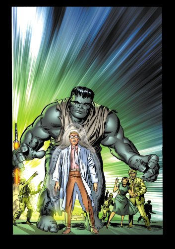 Essential Incredible Hulk Vol. 1 Cover