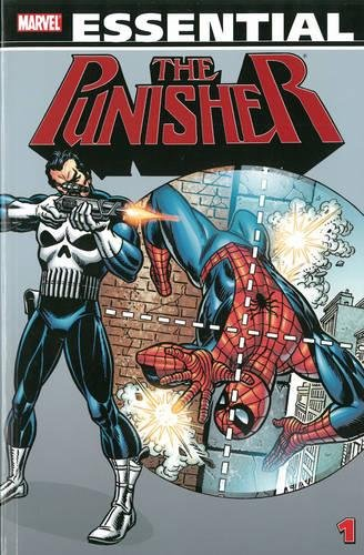 Essential Punisher Vol. 1 Cover