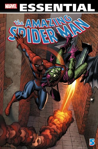 Essential Spider-Man Vol. 5 Cover