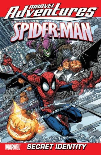 Marvel Adventures Spider-Man Vol. 7: Secret Identity Cover