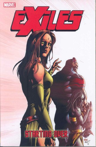 Exiles Vol. 16: Starting Over Cover
