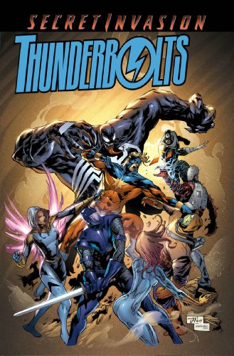 Thunderbolts: Secret Invasion Cover