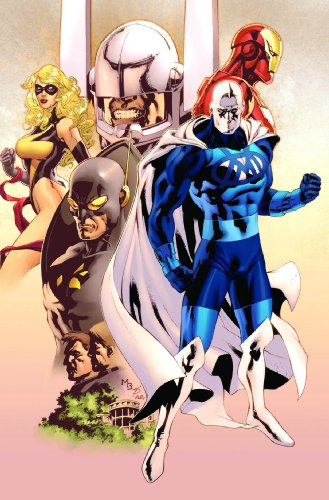 Adam: Legend Of The Blue Marvel Cover