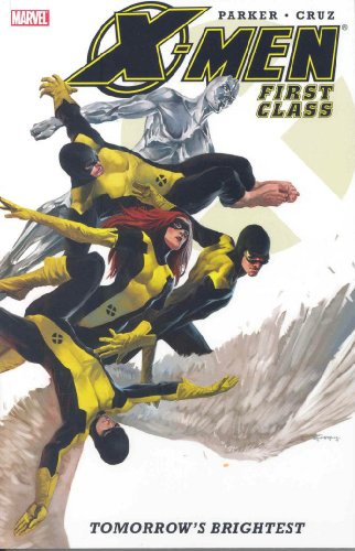 X-Men: First Class: Tomorrows Brightest cover