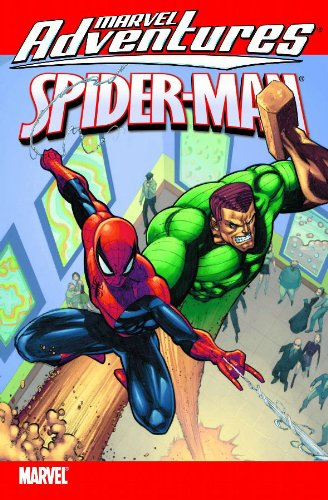 Marvel Adventures Spider-Man Vol. 1 Cover