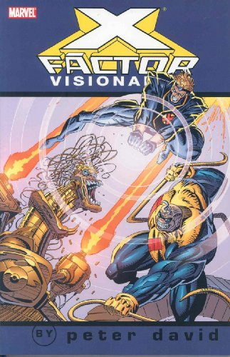 X-Factor Visionaries: Peter David Vol. 3 Cover