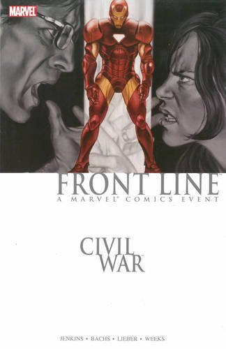 Civil War: Front Line Vol. 2 Cover