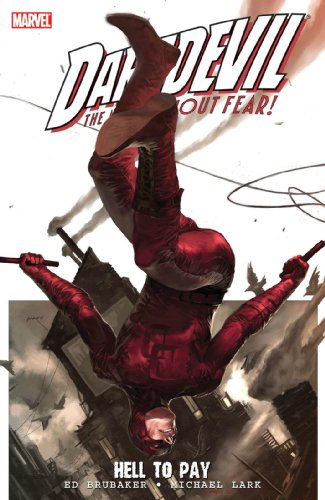 Daredevil: Hell To Pay Vol. 1 Cover
