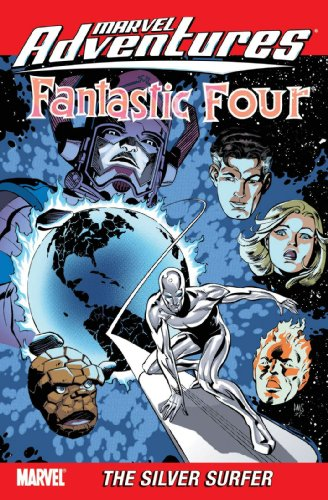 Marvel Adventures Fantastic Four Vol. 7: The Silver Surfer Cover