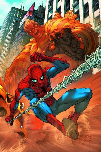 Spider-Man: Saga Of The Sandman Cover