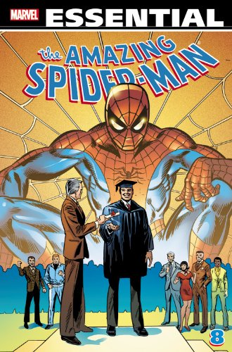 Essential Spider-Man Vol. 8 Cover