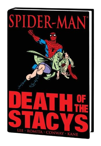 Spider-Man: Death Of The Stacys Cover