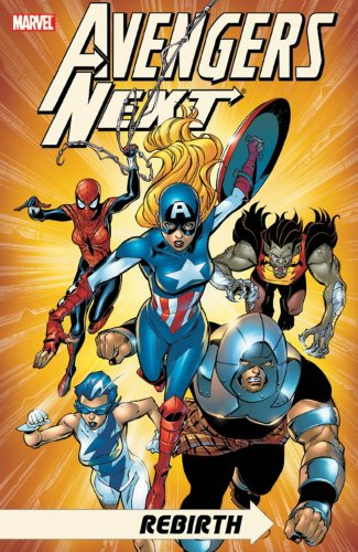 Avengers Next: Rebirth Cover