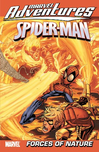 Marvel Adventures Spider-Man Vol. 8: Forces Of Nature Cover
