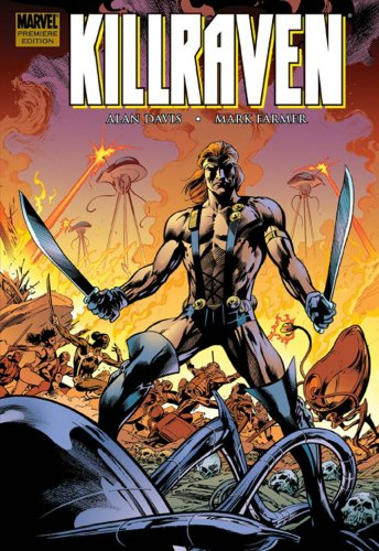 Killraven Cover