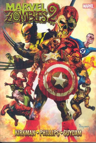 Marvel Zombies 2 Cover