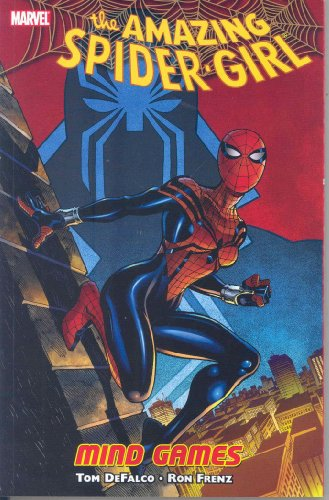 Spider-Girl Vol. 3: Mind Games Cover