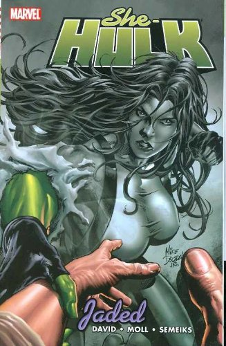 She-Hulk Vol. 6: Jaded Cover