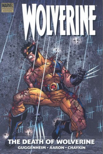 Wolverine: The Death Of Wolverine Cover