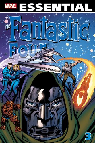 Essential Fantastic Four Vol. 3 Cover