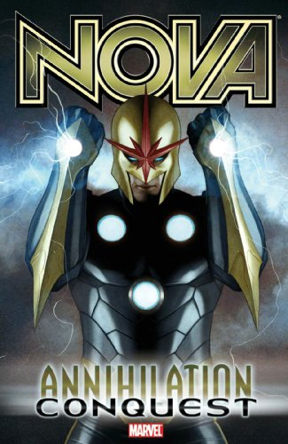 Nova: Annihilation - Conquest Cover